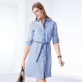 Стильное платье - рубашка Tchibo (Германия)