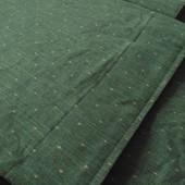 Плотные шторы ХБ, удобной длины за подоконник, блэк-аут , 2шт. Последние!