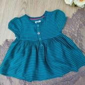 милейшее платье для малышки на рост 80 см