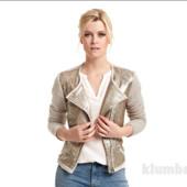 Стильный пиджак с паетками 38р евро Tcm Tchibo Германия смотрите замеры