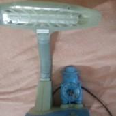 лампа детская с часамиб/у