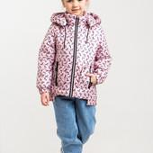 Куртки детские демисезонные для девочки от 6 до 9 лет