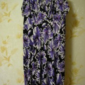 Летнее платье 54-56 размер