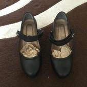 Туфли натур кожа 38 размер