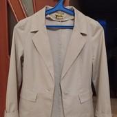 Мой летний пиджак. 44-46 размер.
