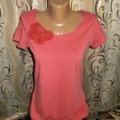 Симпатичная женская футболочка forever pink