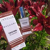 60мл.Невероятный и динамичный парфюм Bvlgari Omnia-это твоё всё!!!