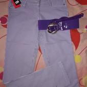 Новые летние легкие брюки