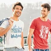 ❦шикарная мужская футболка Watsons S 44/46❦