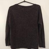Черный свитер (очень стильный)