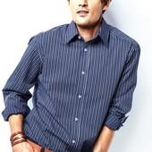 Классная √√ Pierre Cardin √√ стильная легкая рубашка р. 52/54 (L евро ) √ отличное качество.