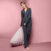 Комфортные стильные брюки для дома и сна от Tchibo(Германия), размеры: 42/44 (36/38 евро)