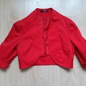 Піджак -балеро на 10-13 років