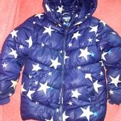 Куртка еврозима на 5-6 лет