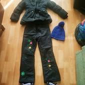 Куртка,ботинки,шапка,штаны......все что на фото