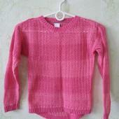 Легкий вязаный свитерок