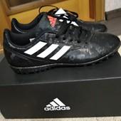 Кросівки сороконожкі Adidas р.39-40