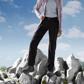 Функциональные женские треккинговые брюки Crivit. Размер евро 42