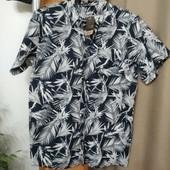 Вашему вниманию предлагается рубашка мужская гавайка от Livergy, р. М