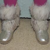 Деми ботинки Динь Динь 28 размер 18 см