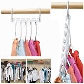 В лоте набор из 2 штук!!! Вешалка для одежды Wonder Hanger. Полезная вещь для дома, можно докупить