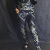 Красивенный костюм из атласа. 2 модели