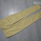 Zara! Фирменные дорогие стильные стрейч джинсы р.44-S идеальное сост
