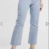 Модные укорочённые джинсы lost ink 10p