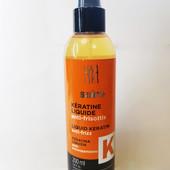 Жидкий кератин для волос , кератин рідкий для волосся Sairo Liquid Keratin ( Испания) 200 мл
