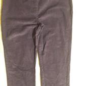 Комфортные вельветовые брюки не резинке Amber