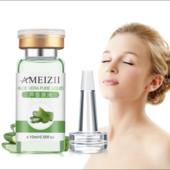 Сыворотка для лица Ameizii 10мл с алое и гиалуроновой кислотой