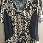 Красивенное платье, новое, размер 58