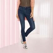 Классные женские стрейчевые джинсы super skinny fit Esmara Германия размер евро 38