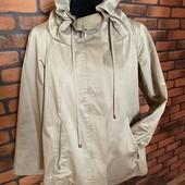 Классная куртка ветровка бомбер от zara