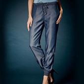 Женские лёгкие джинсовые брюки гаремки Esmara Германия размер евро 38