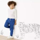 ❦ штаны джогеры с начесом мальчику Lupilu ,86/92,в лоте серые,фото 2 ❦