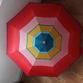 Зонт механика в нормальном состоянии