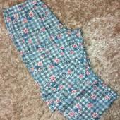 Штаны для дома, 16-18 размер (евро 44-46)