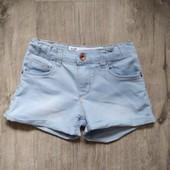 Шорты джинсовые Primark на 6-7 лет