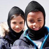 ☘ Детский шлем балаклава от Tchibo (Германия), 3-6 лет, размер: one size (на объем: 44-52 см)