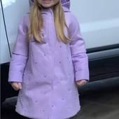 Деми кукольные пальтишки для девочек