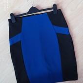 Классная юбка с утяжкой р-р 14