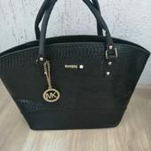 Кожаная сумка - Michael Kors:100%орыгинал!!!