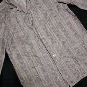 Пижама -верх(рубашка)болгария50-52р