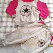 Шикарный спортивный костюм один на выбор девочка см.замеры
