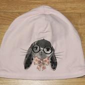 Детская шапочка HM 6-12 м, отличное состояние