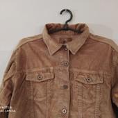 Модная велеветова куртка для девочки.