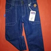 Новые джинсы мальчику/девочке g mini 98