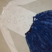 Новая красивенная удобная юбка в школу или для нарядного образа