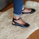 надзручні босоножки- туфлі  even&odd